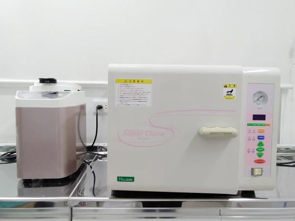 洗浄機・滅菌器